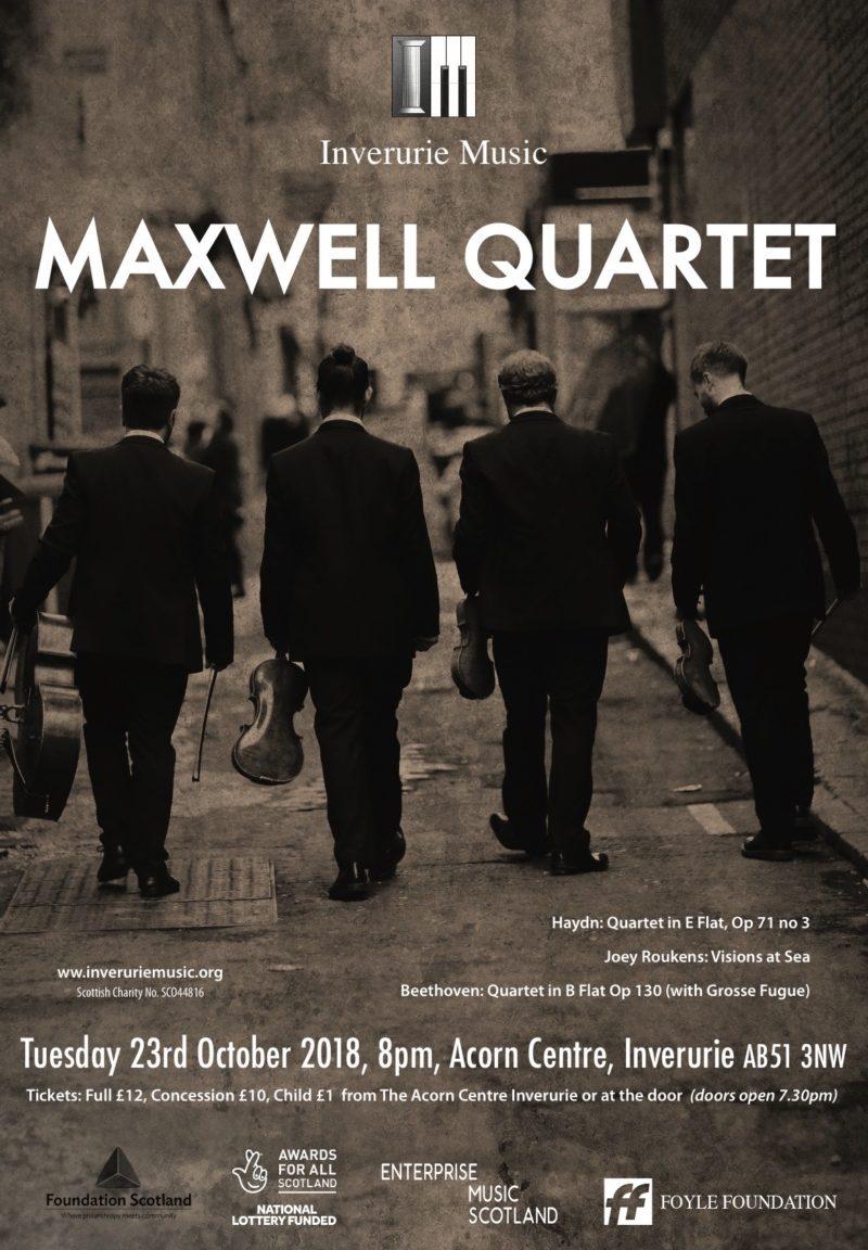 maxwell-quartet