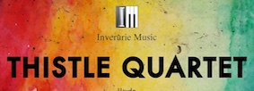 Thistle quartet poster selection